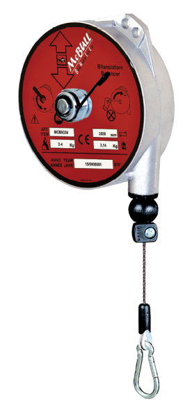 Balancer/ Federzüge von 8 - 14 kg Tragfähigkeit