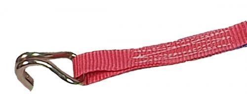 Zurrgurt 2-teilig, Losende, 25 mm Bandbreite