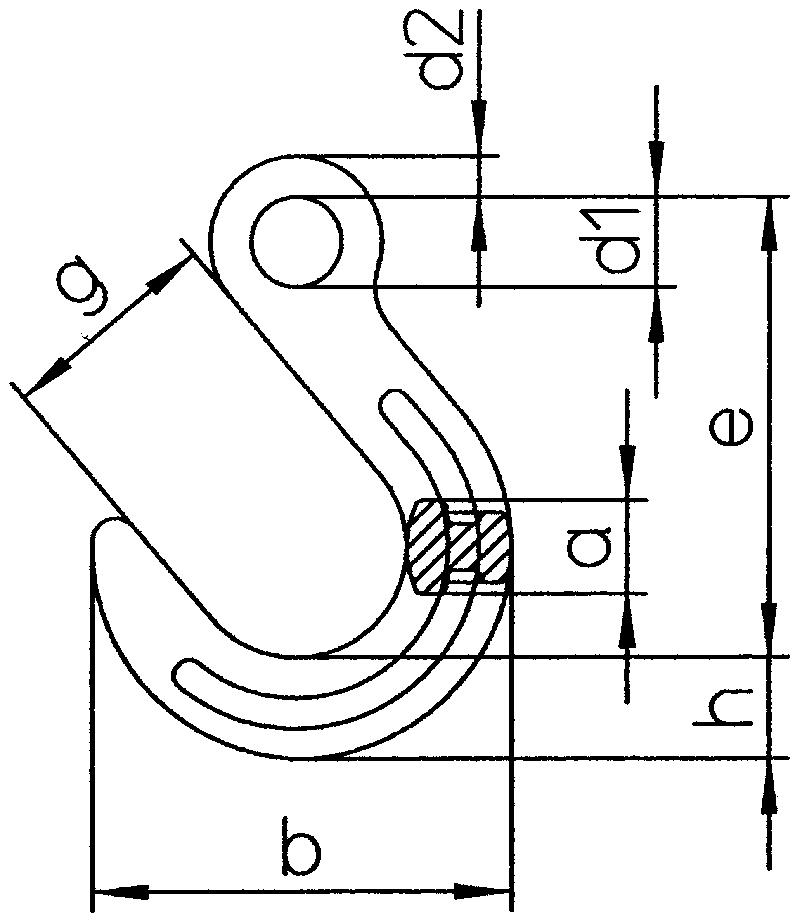 Giessereihaken-mit-OEse-GH-S-zeichnung