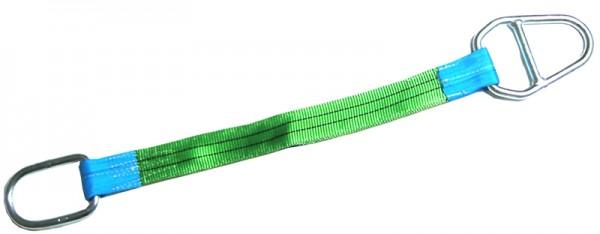 Bügel-Hebeband mit Durchsteckbügel zweilagig