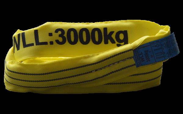 Rundschlinge Premium Plus 3.000 kg Doppelt gewebt