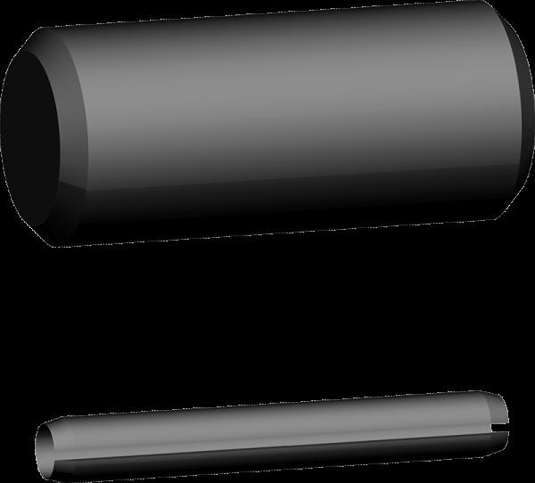 Bolzen-Garnitur für Sicherheitshaken mit Gabel KBG/S