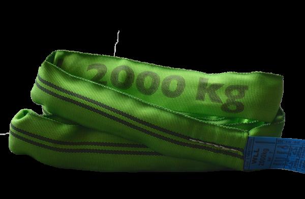 Rundschlinge Basic Plus 2.000 kg mit Einfachmantel (BRS2000..)