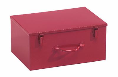 Gerätekoffer aus Stahlblech
