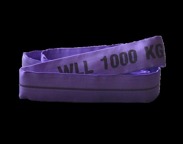 Rundschlinge Basic 1.000 kg mit Einfachmantel
